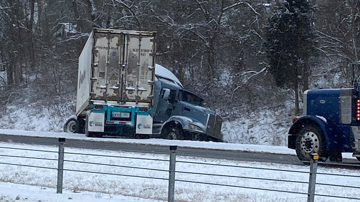 According to West Virginia 511 the crash happened around 8:10 a.m. Tuesday.