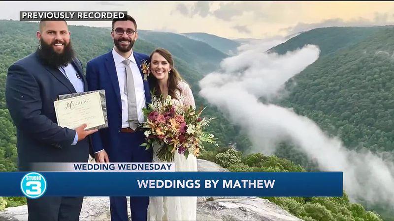 Wedding Wednesday | The Vow Guy