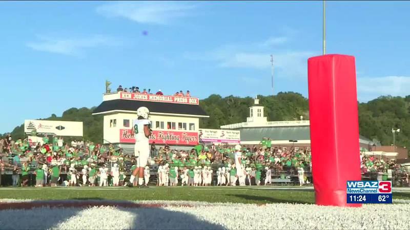 Fairland vs Ironton highlights