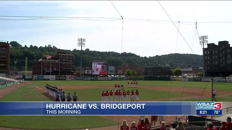 Indians beat Hurricane 10-4 Saturday in Charleston
