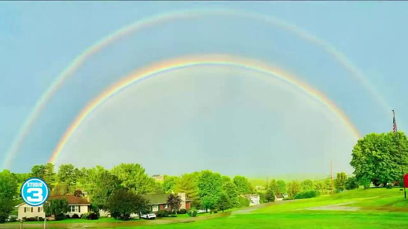 Andy Chilian shares your weather photos   July 9