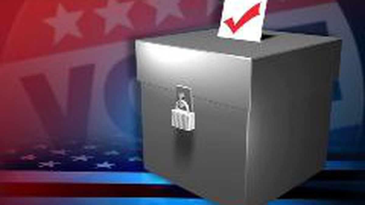 Voters on Tuesday night elected two candidates to move on to November's general election for...