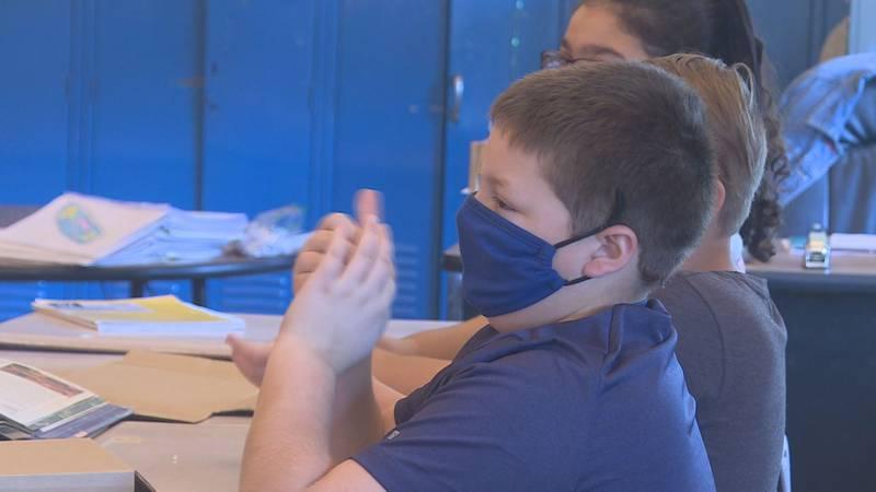 Teachers hope the new rule will keep kids out of quarantine.
