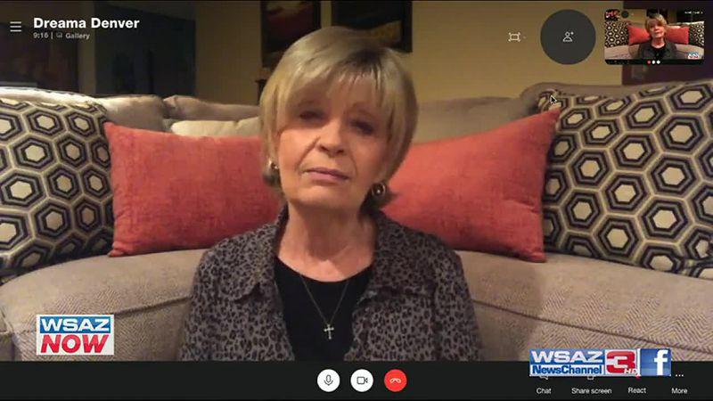 Dreama Denver, the wife of Bob Denver, who played Gilligan on Gilligan's Island, talks about...