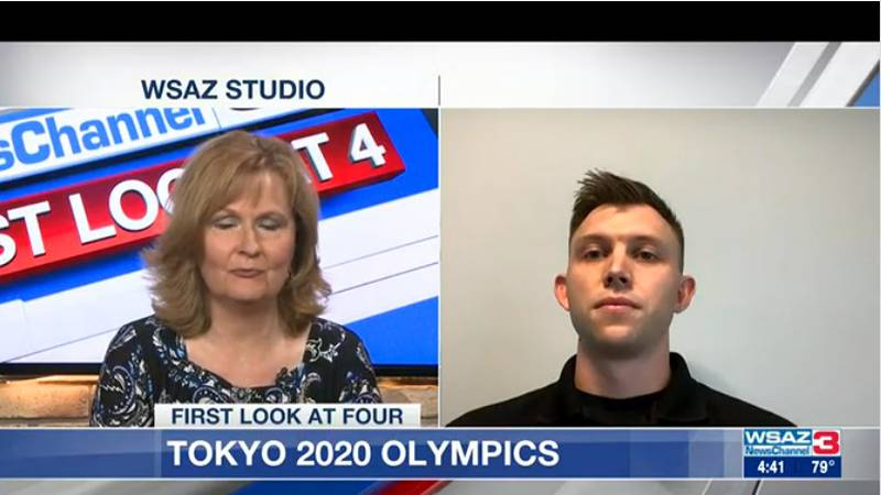 Patrick shares his Olympic experience and what is next for him.