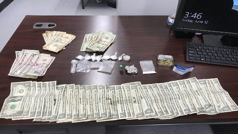 Two men were arrested after deputies with the Logan County Sheriff's Department witnessed a...