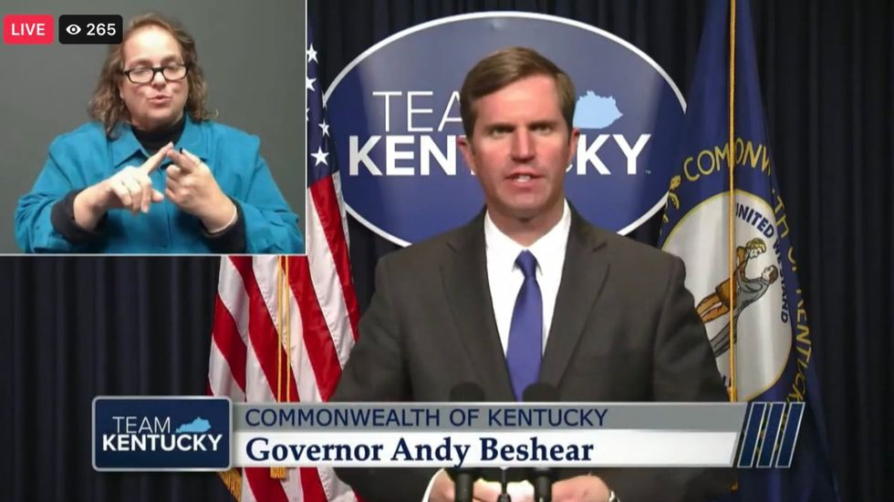 Kentucky Governor declares State of Emergency - WSAZ