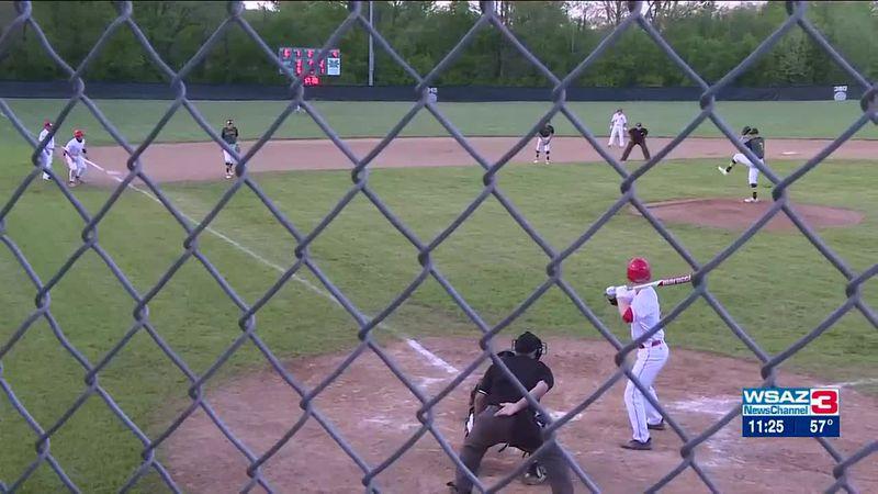 Cabell Midland beats Huntington High in baseball action