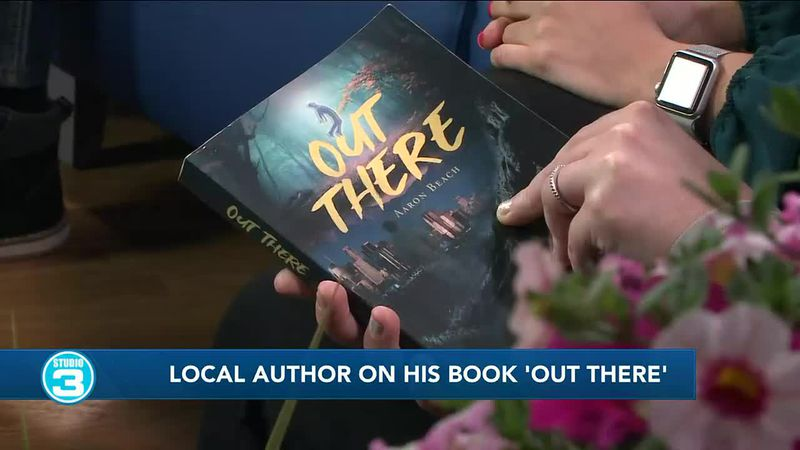 Local author talks 'Out There'