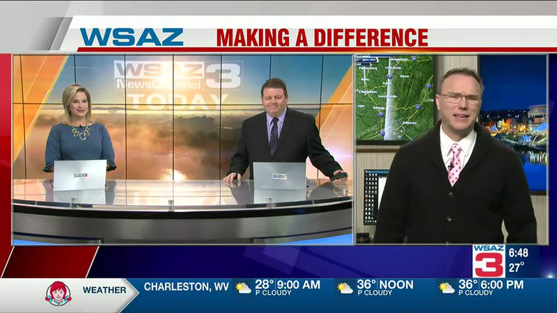 Brandon Butcher Delivers the First Warning Forecast for Tuesday, December 15th, 2020.