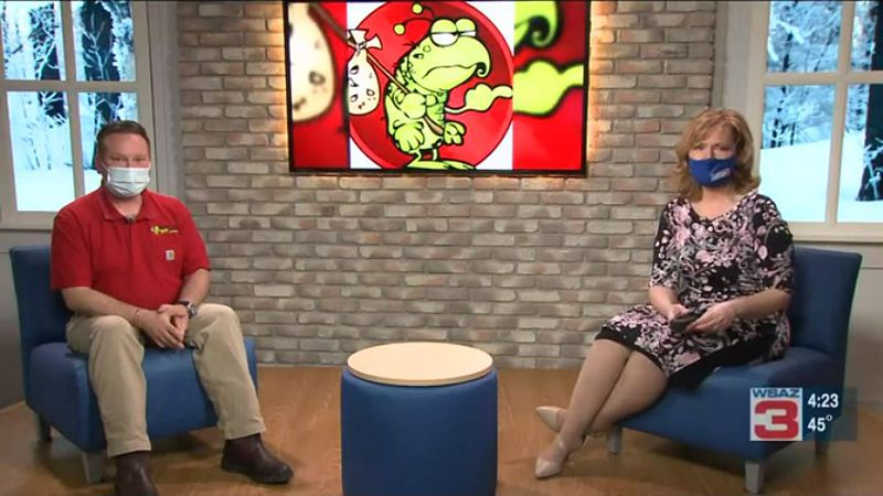 Jay Swann, Owner of Appalachian Pest Control shares how he can help you take control of your...