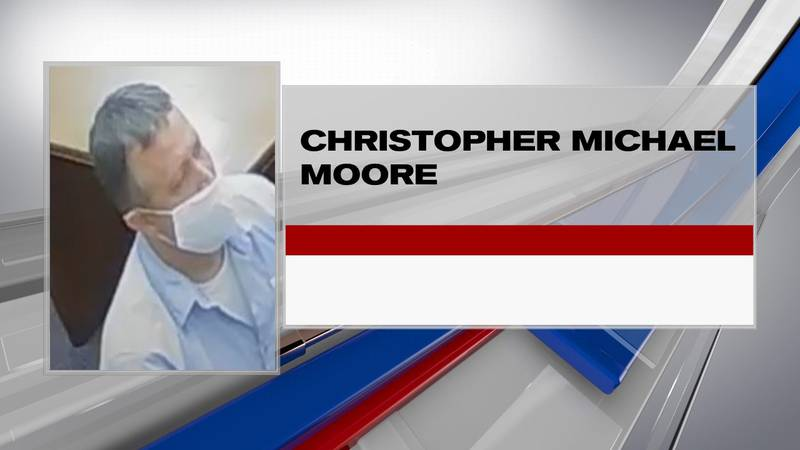 Jackson, Ohio defense attorney Christopher Michael Moore was arraigned Wednesday morning on...