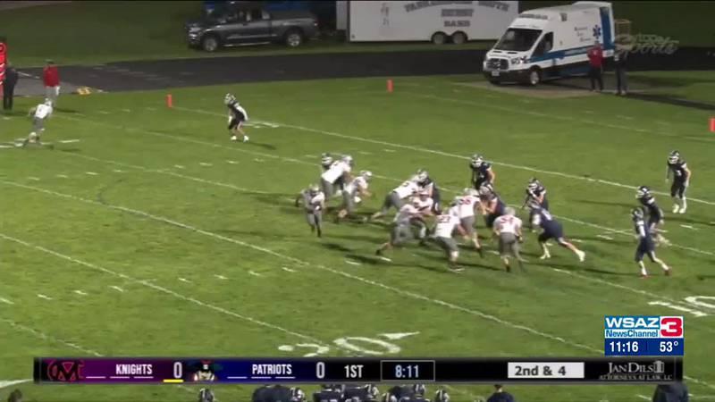 Cabell Midland vs Parkersburg South highlights