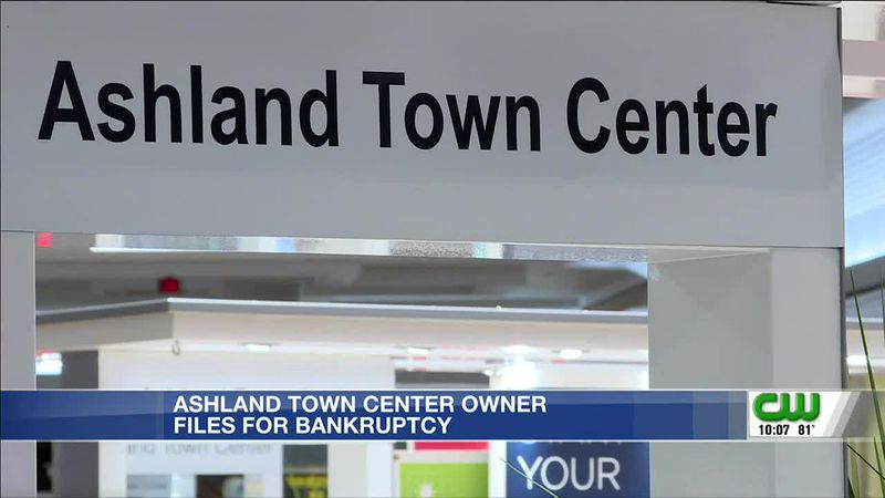 Major mall owner files for bankruptcy protection