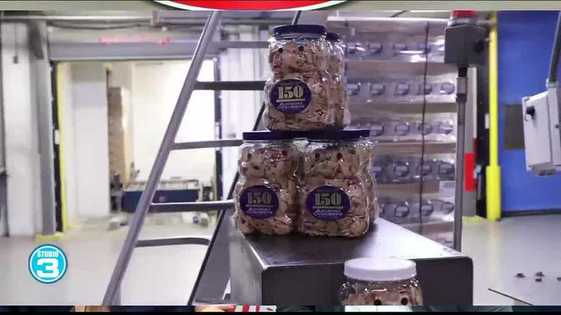 Stauffer's Animal Crackers celebrate 150 years