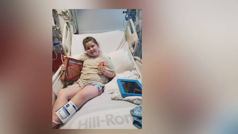 A diagnosis Avery's family never saw coming now leaves her in the hospital for over a month.