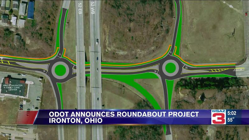 ODOT Project announced in Ironton, Ohio