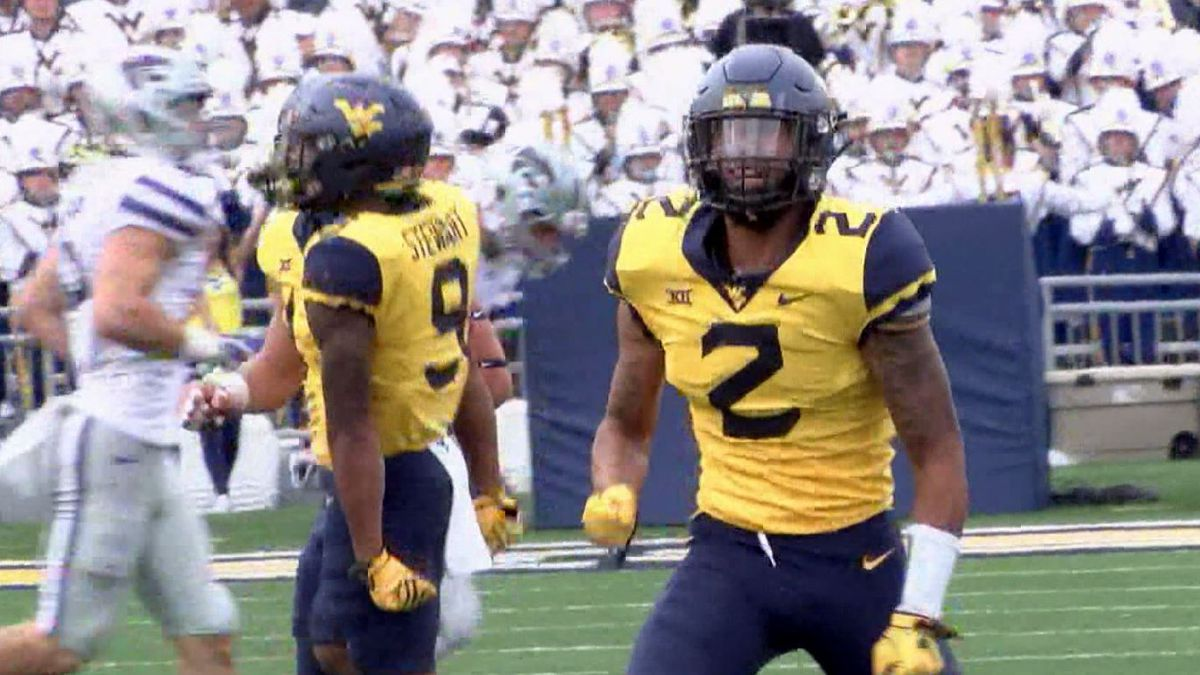 Former WVU Mountaineer Kenny Robinson Picked In NFL Draft