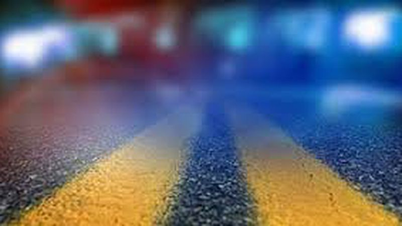 Dispatchers say the crash happened just after 9:15 a.m. Saturday.