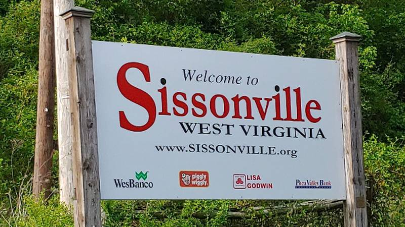 On Monday afternoon, members of the Greater Sissonville Development Council put up a new...