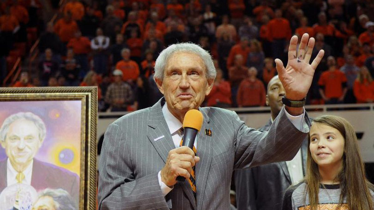 Former UK Head Coach Eddie Sutton Named To Hall Of Fame