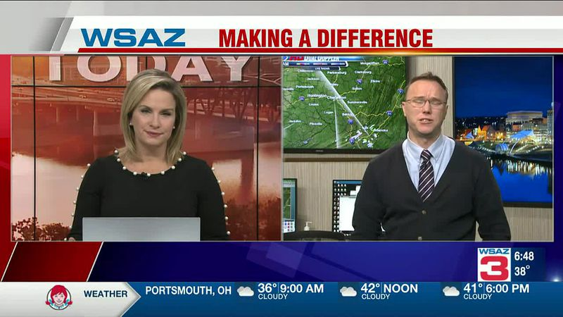 Brandon Butcher Delivers the First Warning Forecast for Monday, December 21st, 2020.