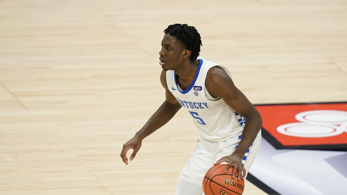 Terrence Clarke had just worked out in LA according to WKYT