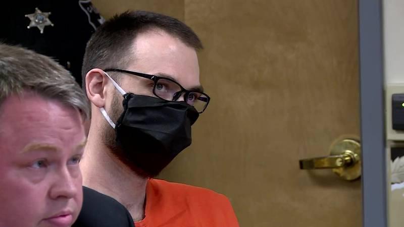 Police say Seth Donald recorded himself killing his grandfather.