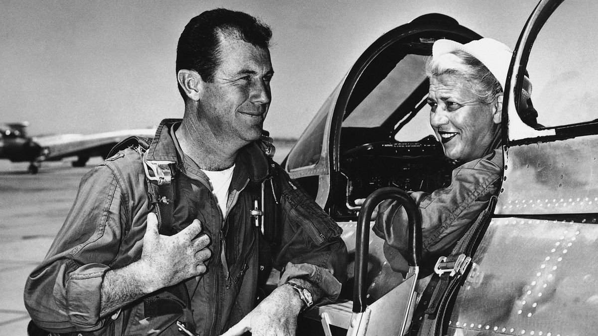 Aviation legend and West Virginia native Chuck Yeager has died.