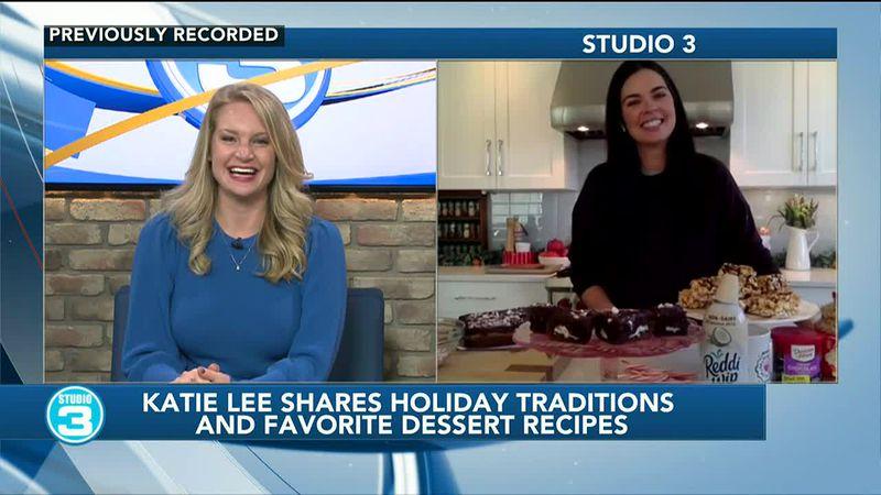 Katie Lee shares favorite holiday desserts