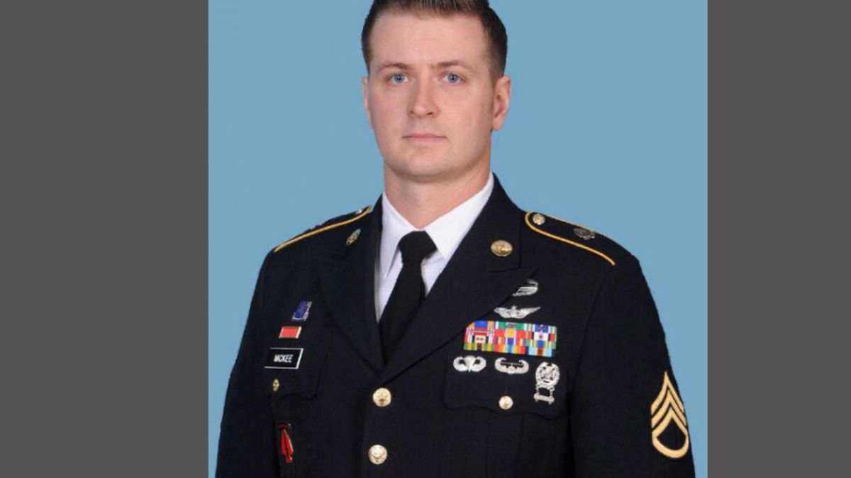 A solider from Painesville, Ohio has been identified as one of the five American victims that...