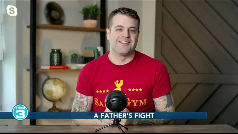 Tyler Sansom, a West Virginia native, joins Studio 3 to talk about his new film, 'A Father's...