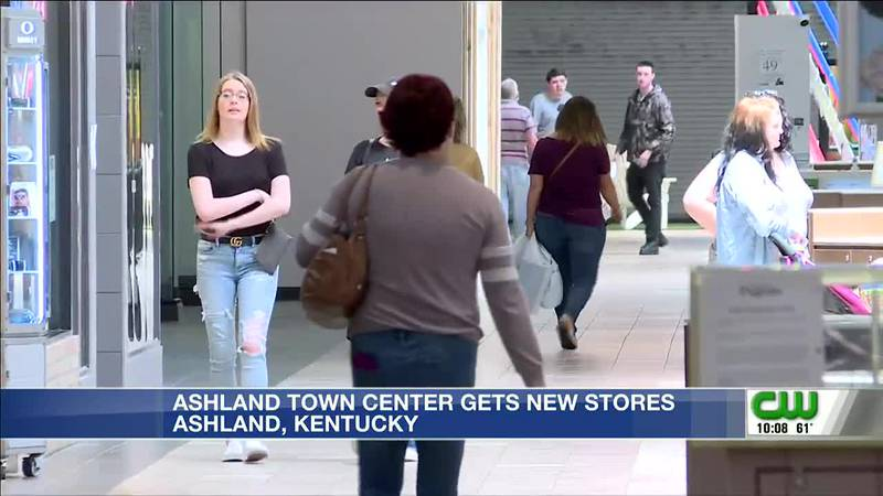 Two stores come to local mall