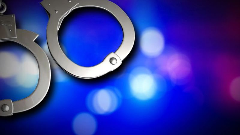 A person has been arrested after a police chase in Kanawha County.