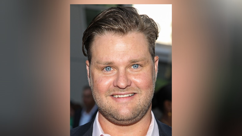 "Actor Zachery Ty Bryan arrives at the premiere of ""Dark Tourist"" at the ArcLight Cinemas on..."
