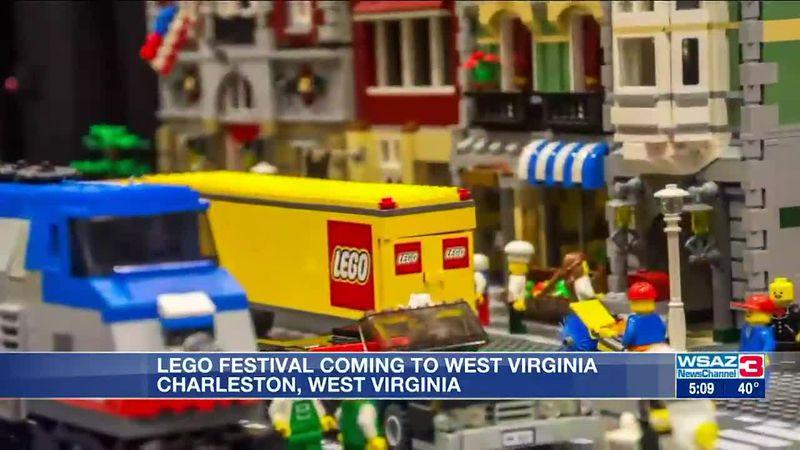 WV LEGO Festival