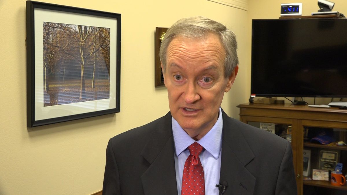 Sen. Mike Crapo (R-ID) introduced the SERVICE Act which would eliminate the time limit for veterans seeking combat-related mental health care. (Source: Gray DC)