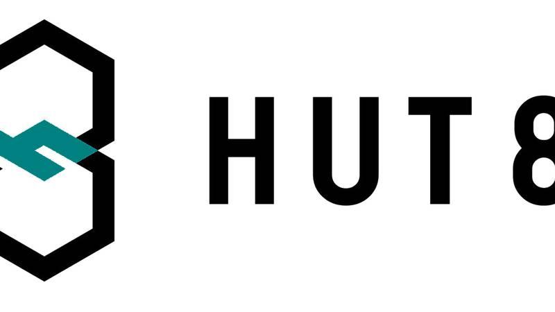 Hut 8 Mining Corp. Logo (CNW Group/Hut 8 Mining Corp)