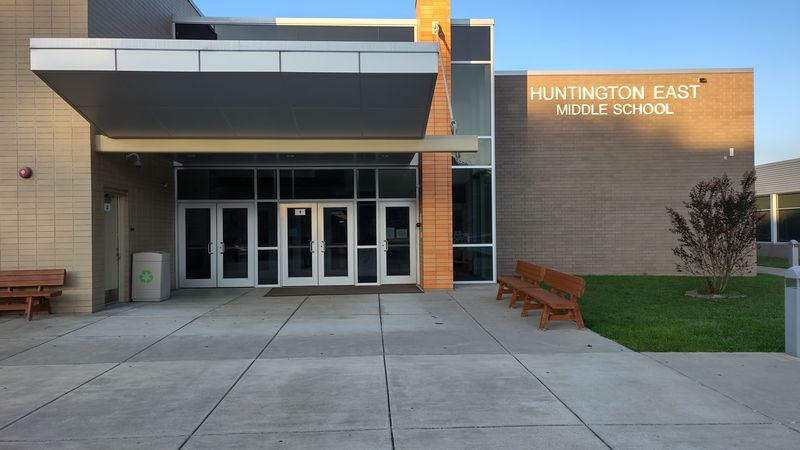 Huntington East Middle School reopens after COVID-19 exposure