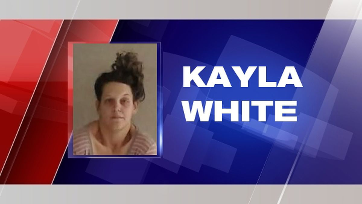 A Boone County woman was arrested on child neglect charges on Sunday.
