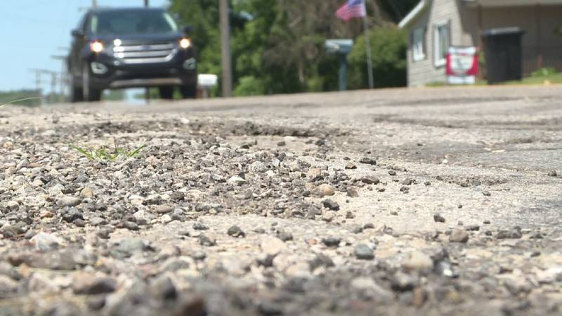 The city of Jackson will spend $600,000 on improving roads this summer.