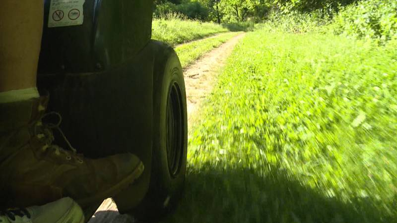 Nicholas County deputies say a 14-year-old girl has died after a UTV accident over the weekend.