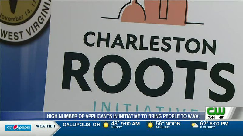 Charleston mayor says new remote working initiative drawing many applicants