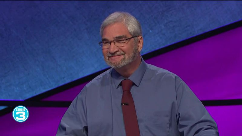 Local man reflects on his experience on Jeopardy!
