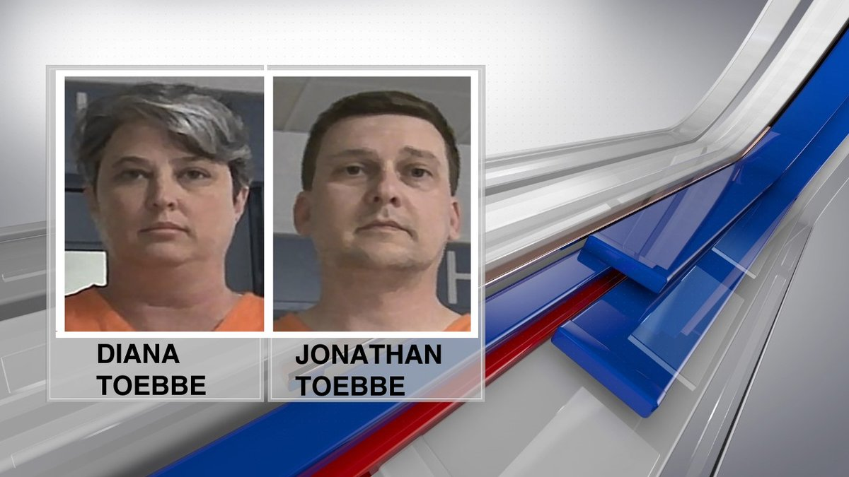 Diana and Jonathan Toebbe appeared Tuesday in federal court in West Virginia in an espionage...