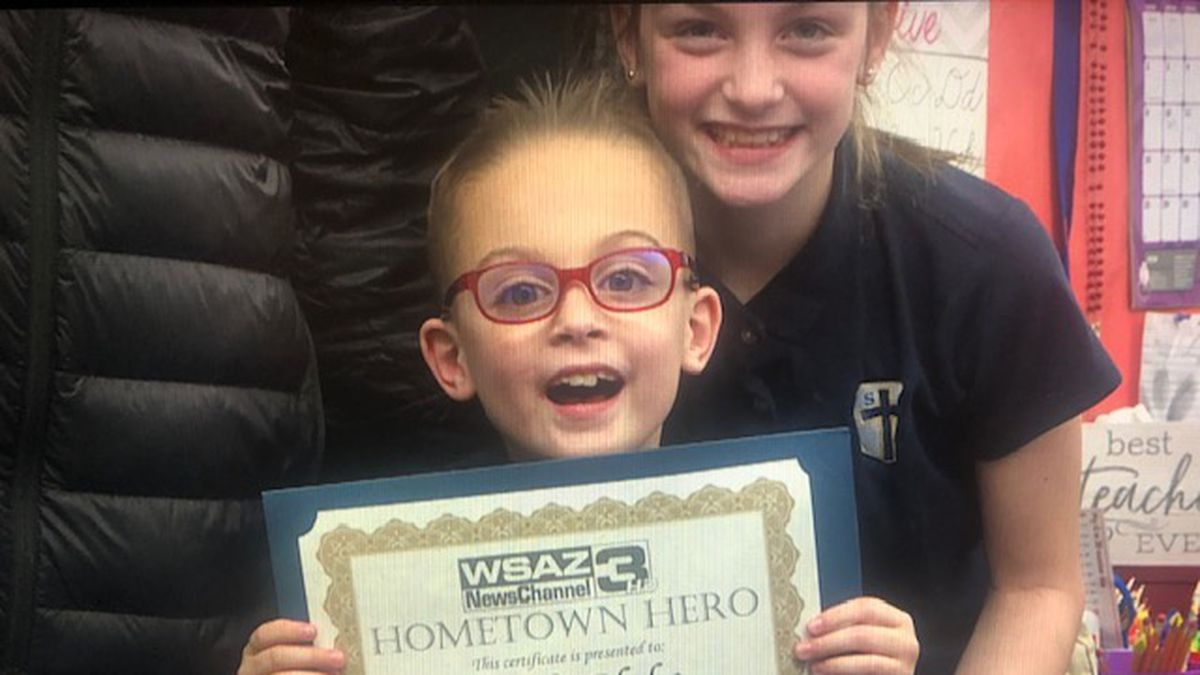 Brady Blake is WSAZ Hometown Hero
