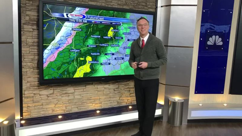 Meteorologist Brandon Butcher
