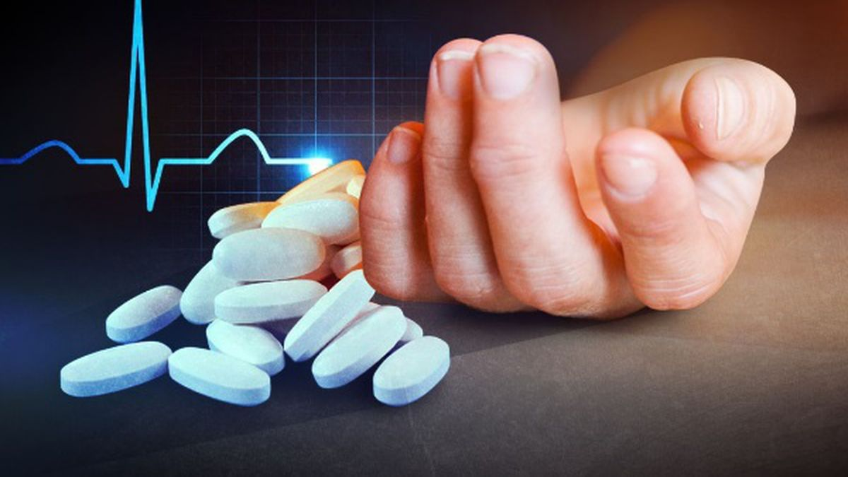 Lawrence County, Ohio, is experiencing what could turn out to be its deadliest year of drug...
