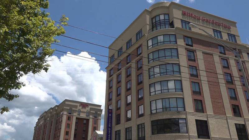 UPIKE looks to buy downtown hotel