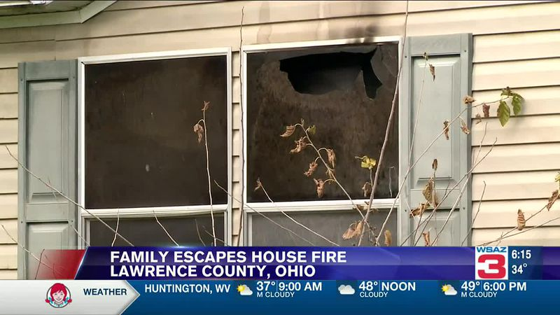UPDATE   Family without home after house fire